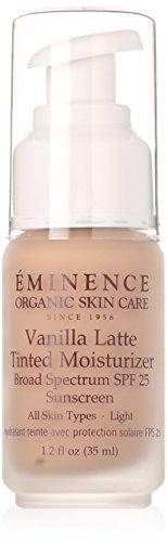 Eminence Vanilla Latte Tinted Moisturizer SPF 25, 1.2 Ounce