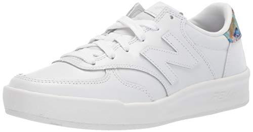 New Balance Damen Wrt300 Sneaker, Weiß (White/Print Pb), 41.5 EU