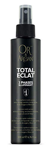 OR & ARGAN Total Eclat Spray Illuminant - 200 mL - NUWEE Cosmetics