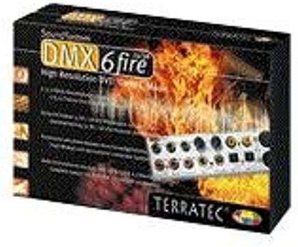 TERRATEC DMX 6FIRE 2496 SOUND CARD 64BIT DRIVER