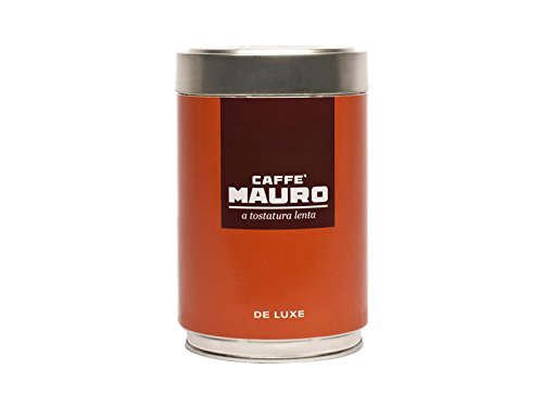 Mauro Espresso De Luxe 250g gemahlen Dose