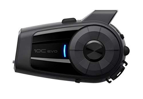 Review Sena 10C-EVO 4K Camera w/Bluetooth Communication for Motorcycles, 10C-EVO-01