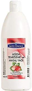 Meliswax Ağda Temizleme ve Masaj Yağı Çilek 750 ML
