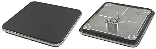 EGO 11.33454.336 - Placa de cocina para Electrolux 210131, 210129 con borde...