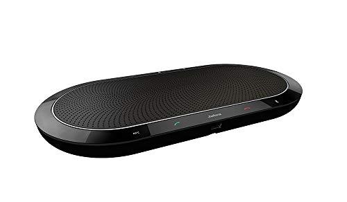 Jabra Speak 810 MS Portable Speaker for Music and Calls (Renewed)