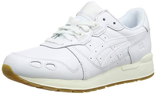 Asics Gel-Lyte, Zapatillas para Mujer, Blanco (White/White 100), 39 EU