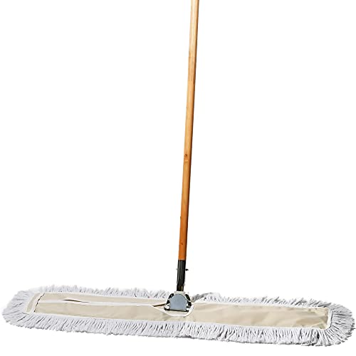 Tidy Tools Industrial Strength Cotton Dust Mop