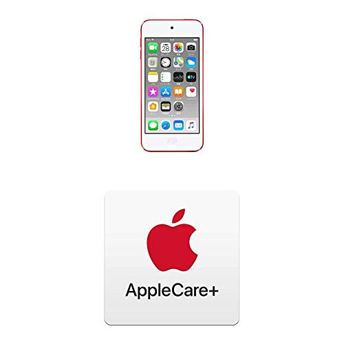 Apple iPod touch (32GB) - (PRODUCT)RED (最新)とAppleCare+セット