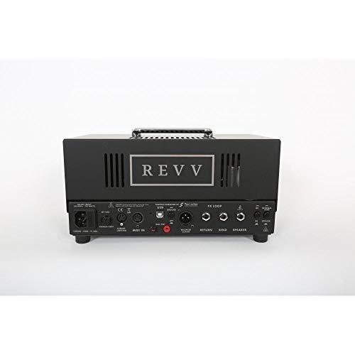 Revv D-20 · Topteil E-Gitarre