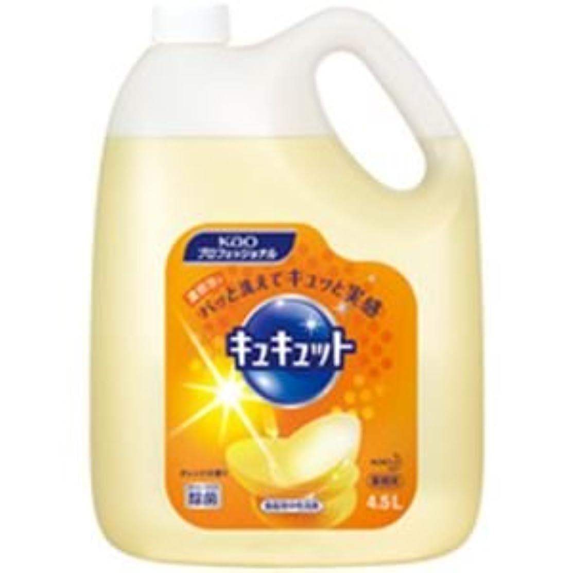 おじさん成熟アロングキュキュット オレンジ 詰替え 4500ml ds-1259832