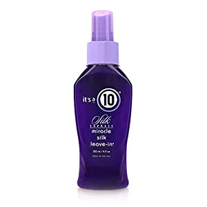 Beauty Shopping It's a 10 Haircare Silk Express Miracle Silk Leave-In Product, 4 fl. oz.
