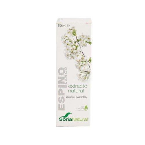 Soria Natural Extracto Espino Blanco Glicolico - 50 mililitros