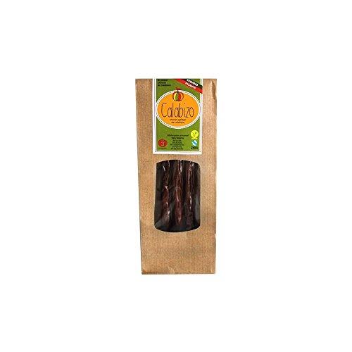 Chorizo vegano de calabaza picante Calabizo, 120 g