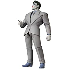 """A Medicom import Based on the classic DC comics series Highly articulated figure Alternate hands and head Stands about 6"""" tall"""