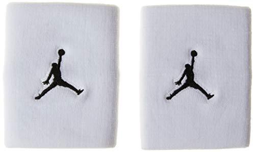Nike Jordan Jumpman Braccio assorbenti, Unisex, 9010-2, Bianco, Taglia Unica