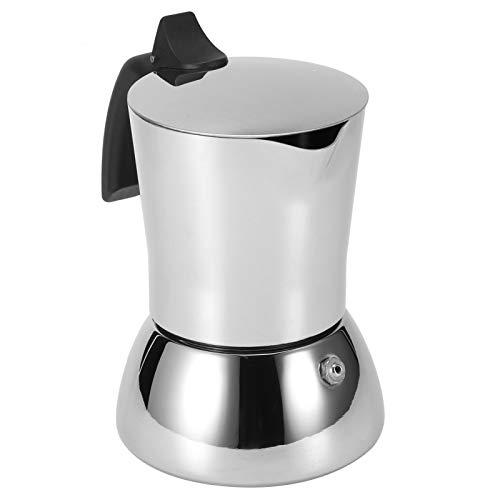 Ultra‑durable Café Maceta, Durable Utensilios de cocina por A Largo Tiempo 15 cm Café Fabricante 304 Inoxidable Acero por Hogar Café Tienda Usar