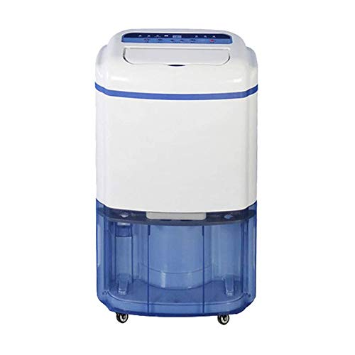 HUIXINLIANG Deumidificatore per 400 sq.ft Home rimuove l'umidità e l'umidità (16l / Giorno), deumidificatori elettrici Portatili silenziosi per Il seminterrato Bagno Bedroom Closet