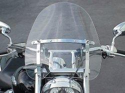 Arista Windschild Motorrad für Daelim Daystar 125/250 FI