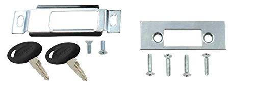 AP Products 013-521 Bauer Towable Squeeze Latch - Black