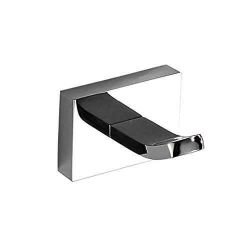 COBRE NEGRO ORO BLANCO BLANCO CRAFT CRAFT MONTAJE DE LA PAREDA MONTAJE Fácil de instalar el gancho de la toalla de alta calidad del cojinete de carga-C1 resistente a la corrosión fácil de limpia