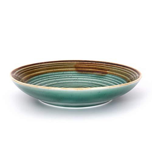 profesional ranking Cooking Collection-Art 20 platos hondos, colección de arte, platos hondos, porcelana de colores,… elección