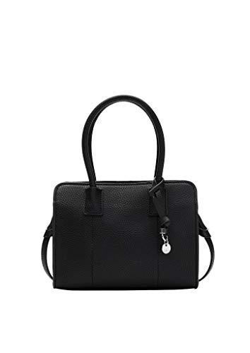 s.Oliver RED LABEL Damen City Bag in eleganter Optik black 1
