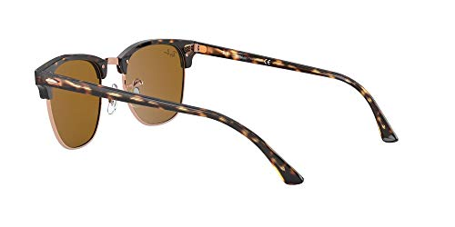 Ray-Ban Rb3016 Clubmaster Square Sunglasses