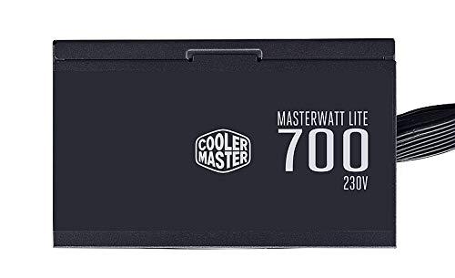 Cooler Master MasterWatt MWE v2 700 Watt Fuente de alimentación 80+ 120mm Ventilador
