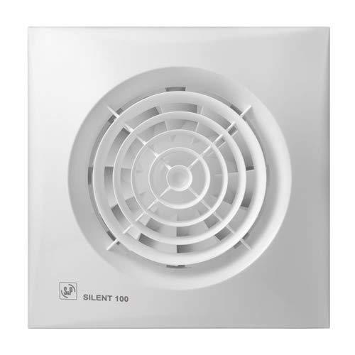 Soler&Palau Sistemas De Ventilacion Slu 5210400700 - Extractor baño axial 95m3/h silenc...