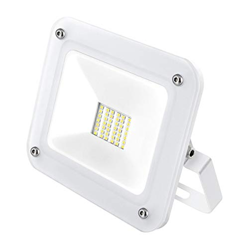 Proyector led blanco 30w.neutra