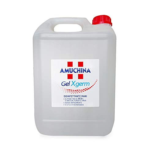 Amuchina disinfettante mani Gel Xgerm 5 litri