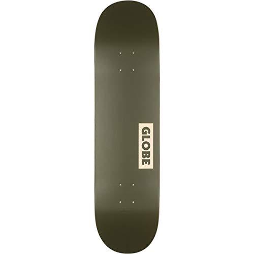 Globe Goodstock 8.25 Inch Skateboard Deck 8.25 inch Fatigue Green