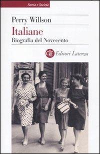 Italiane: Biografia del Novecento