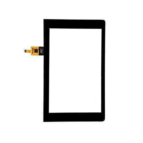 Monitor de Pantalla Plana Pantalla táctil digitalizador Asamblea/Ajuste for Lenovo Yoga Tab 3 8,0 YT3-850M YT3-850F YT3-850L YT3-850 (Color : Black)