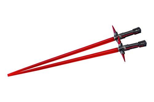 Kotobukiya KotGZ727 - Star Wars Episode VII - Lichtschwerter Essstäbchen Kylo Ren, rot
