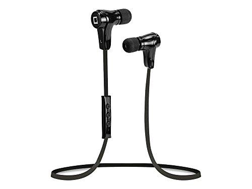Motorola Moto Z Force Droid Sport Series Stereo Bluetooth Wireless Earphones With Hands Free Black