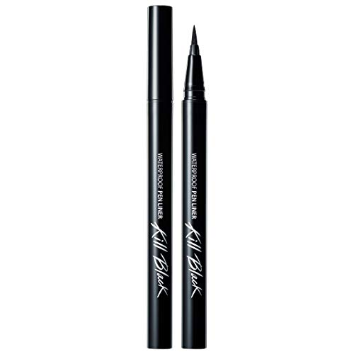 CLIO Waterproof Eye Liner (Pen Liner, Pen_Black)