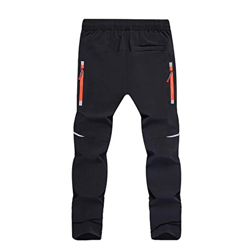Ynport CrefreakMens Cycling Pants Breathable Quick-dry Hiking Athletic Trousers for Multi Sports…