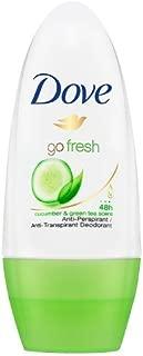 Dove - Desodorante Go Fresh Antitranspirante Roll On para