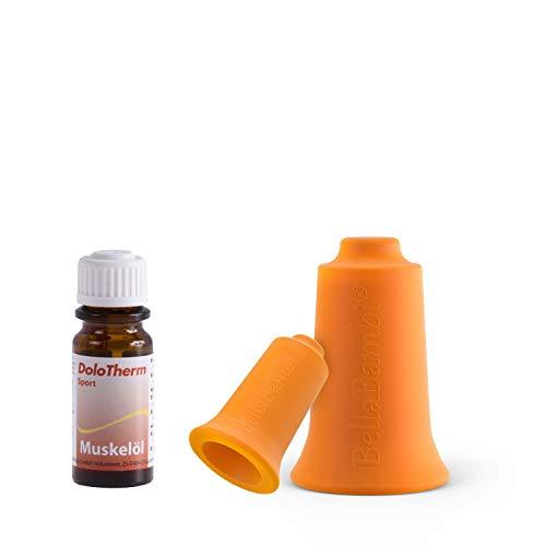 BellaBambi® ORIGINAL & MINI Set Faszien Schmerzfrei Cupping Schröpfen