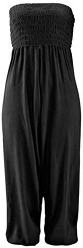 Hose Strandhose Damen von Buffalo in Schwarz - Gr. 40/42