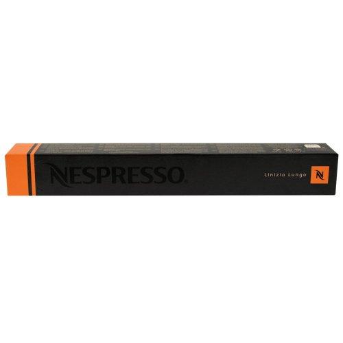 Nespresso Linizio Lungo, Rund und Weich, 10 Kapseln