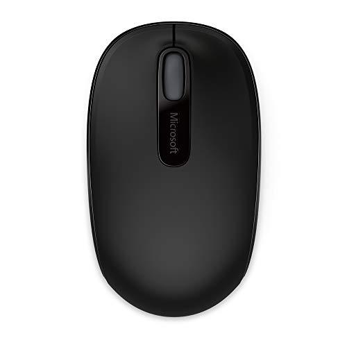 Microsoft Wireless Mobile 1850 mouse Wireless + USB Ambidextrous