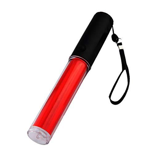 Antorcha de Linterna de Señal de Tráfico LED con 2 Modos - 10 pulgadas