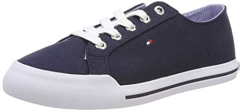 Tommy Hilfiger Damen Tommy Essential Sneaker, Blau Navy 406), 39 EU