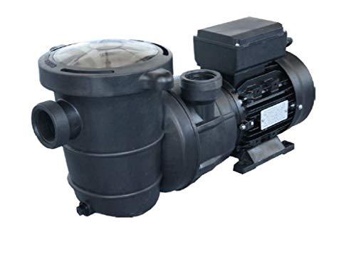 Profi Leis Filterpumpe 19 m³ Leistung 1100 Watt Poolpumpe Schwimmbadpumpe Pumpe