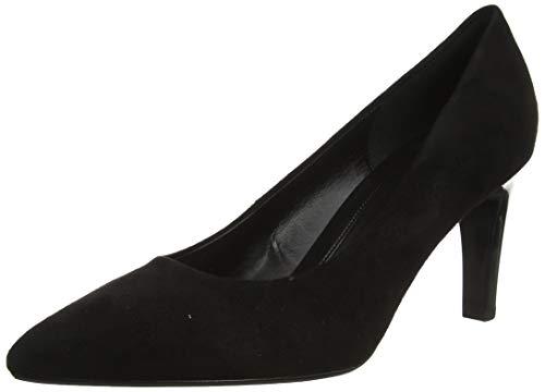 Gabor Shoes Damen Fashion Pumpe, schwarz (Lack), 38.5 EU