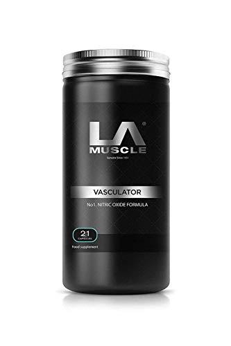 LA Muscle Vasculator Gym Pump Pills | Amazon