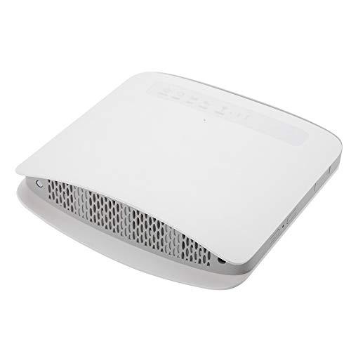 Heayzoki Router Wireless 4G, Router WiFi 4G, Router 4G Wireless E5186s-22a, Interfacce Multiple WiFi LTE CAT6 Dual, Supporto Router CPE Router di Rete con Scheda SIM per 64 utenti