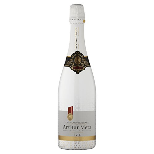 ICE Cremant d Alsace Arthur Metz 11,5% Vol. 0,75 Liter
